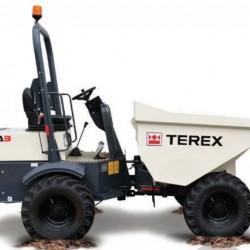 Минидъмпер TEREX за транспортиране на материали от Роланд Трейднинг